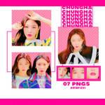 Png Pack 80 Chungha