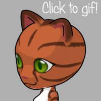 Project MIW : Kitty walk