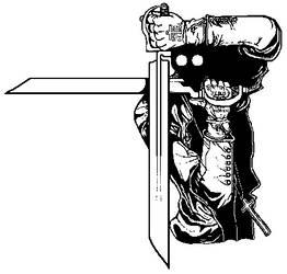 Hellsing: Anderson Sketch
