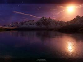 Sea of Serenity by Burning-Liquid