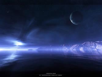 Celestial Bliss by Burning-Liquid