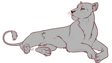 Lioness Base - (Free)