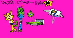 Super Star-Epic Vinicius And Tom
