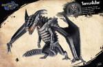 Torrentetor - Monster Hunter Fan Concept