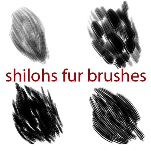 Shilohs Free Fur Brushes