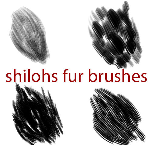 Shilohs Free Fur Brushes by shilohs