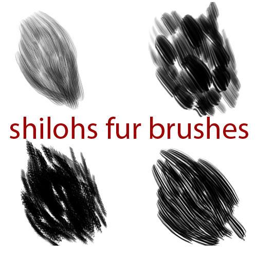 Shilohs Free Fur Brushes by shilohs