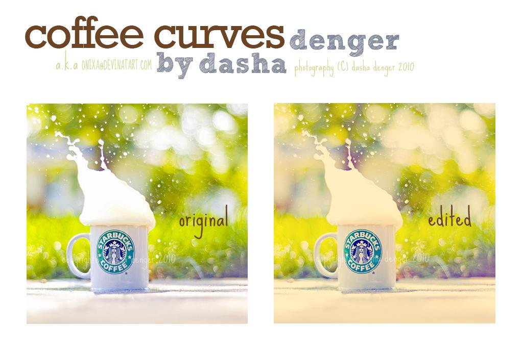 Coffee Curves by onixa