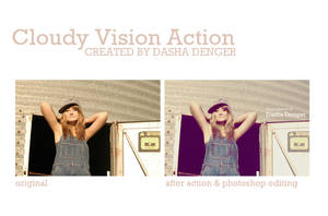 Cloudy Vision Action by onixa