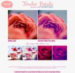 Tender Petals :: Photoshop Curves