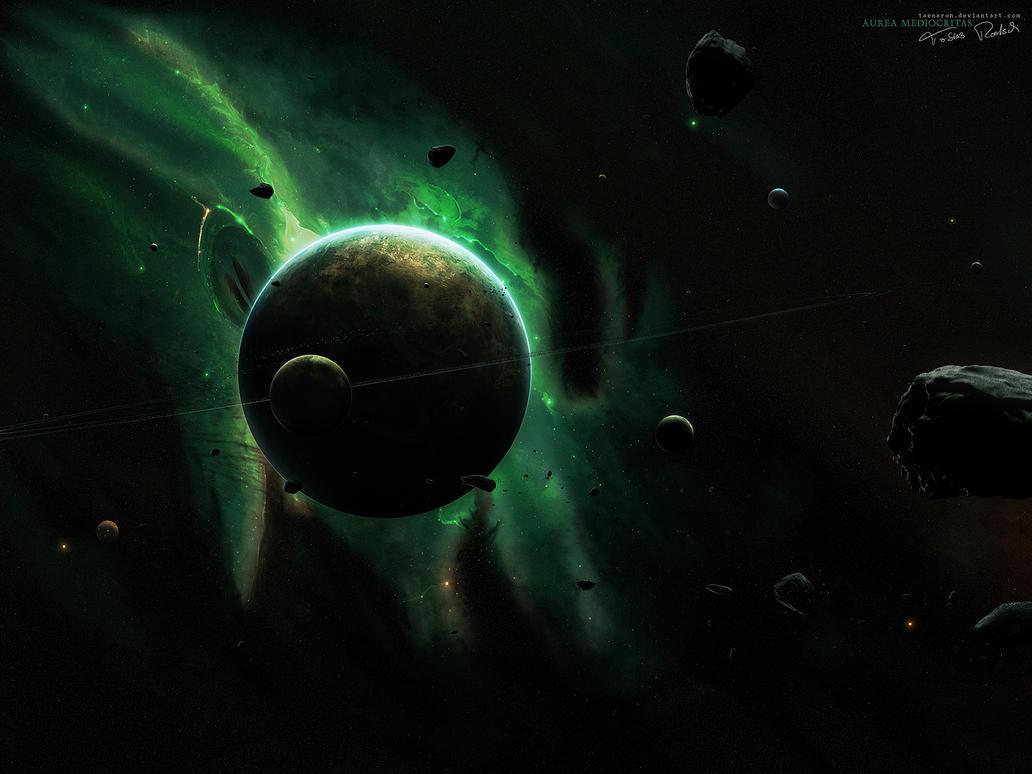 Aurea Mediocritas by taenaron