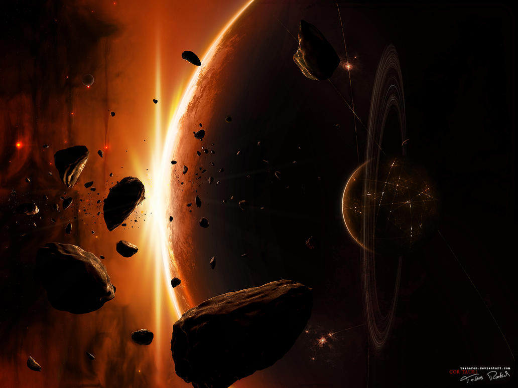 Cor Tauri by taenaron