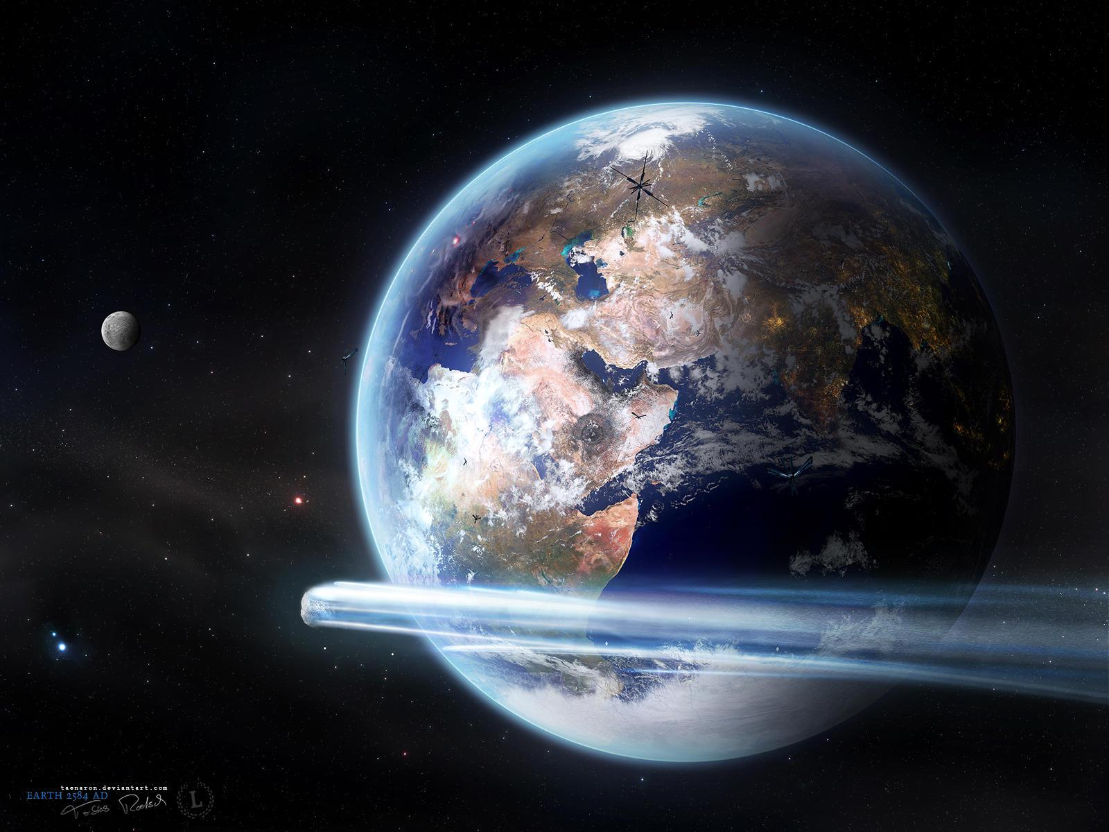 Earth 2584 by TobiasRoetsch