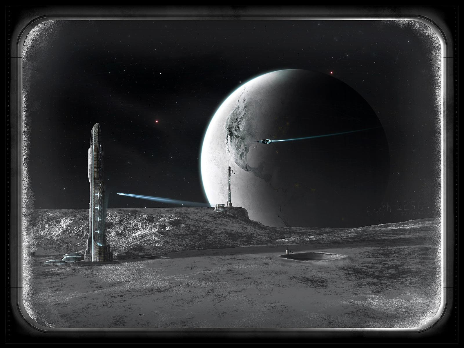 Earth 2250 by taenaron