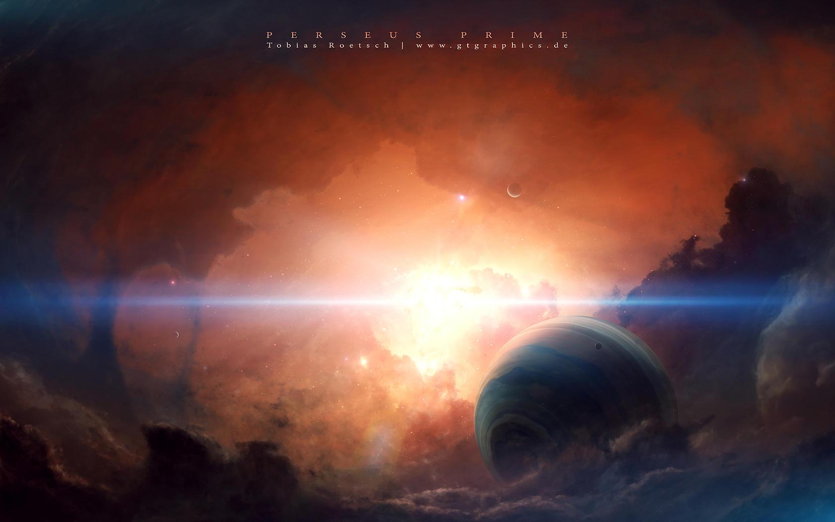 Perseus Prime by taenaron
