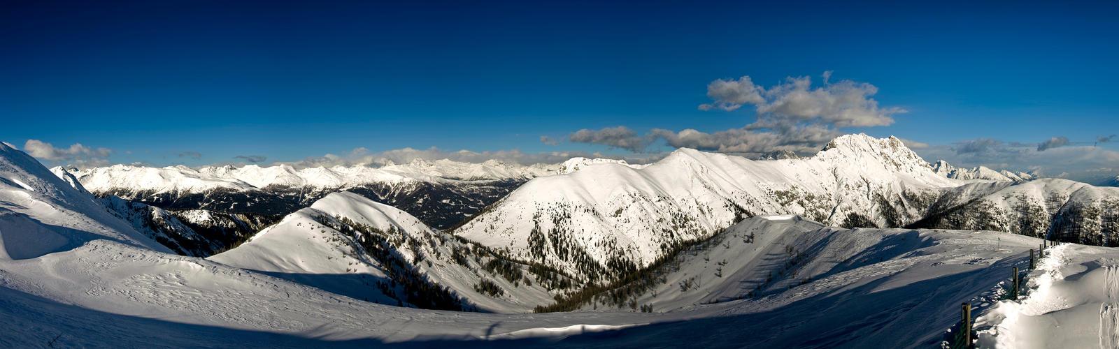 Alps I by taenaron