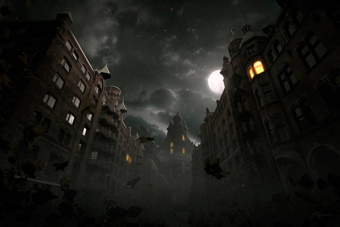 Arcane Nights by TobiasRoetsch