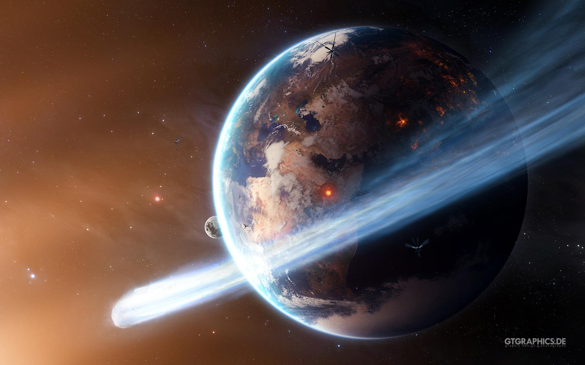 Earth2584-II by TobiasRoetsch