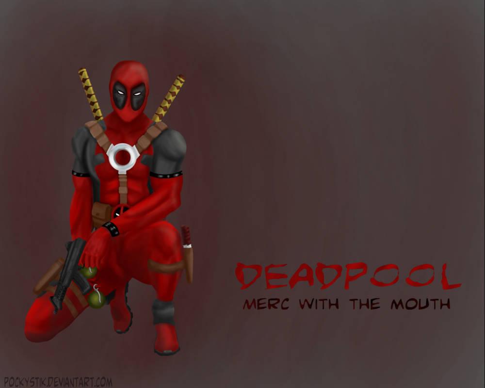 Deadpool Wallpaper By Pockystik On Deviantart