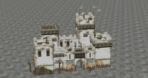 XNALARA XPS Model Release!!! Babylonian Fort by Fuzzy-Moose