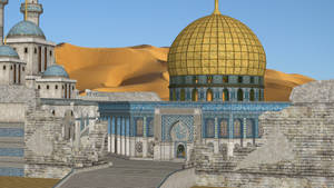 Arabian Palace scenery for XPS by Fuzzy-Moose