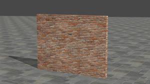 XPS Studio Release: Brick Wall by Fuzzy-Moose