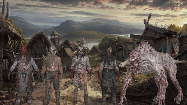 XPS Release: Hellblade - Senuas Sacrifice Enemies by Fuzzy-Moose