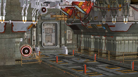 DLC Buildings and facilities on SciFi-3D-Share - DeviantArt
