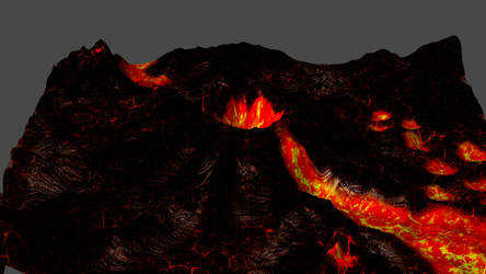 Volcanic Hellscape for XPS by Fuzzy-Moose
