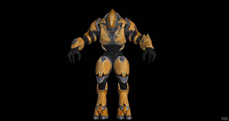 Halo 2 Remastered - Arbiter by TastyMoonCheese on DeviantArt