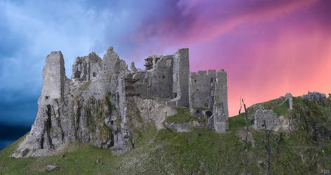 Hrusov Castle for XPS by Fuzzy-Moose