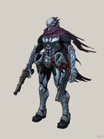Darksiders 3 - Strife for XPS