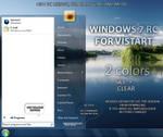 Windows 7 RC Vistart