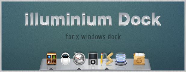 Illuminium Dock by balderoine