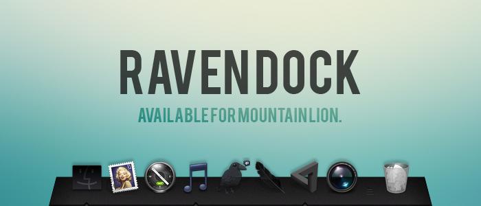 Raven Dock by balderoine