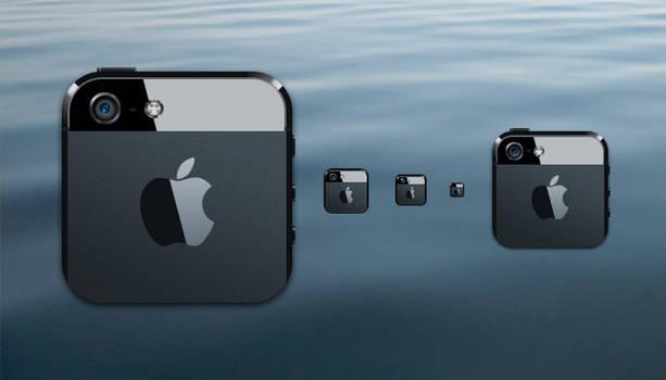 iPhone 5 dock icon