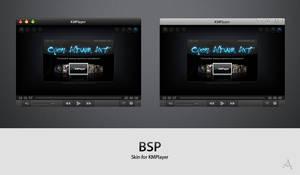 BSP Skin for KMPlayer