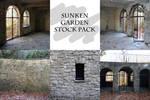 Sunken Garden Stock Pack