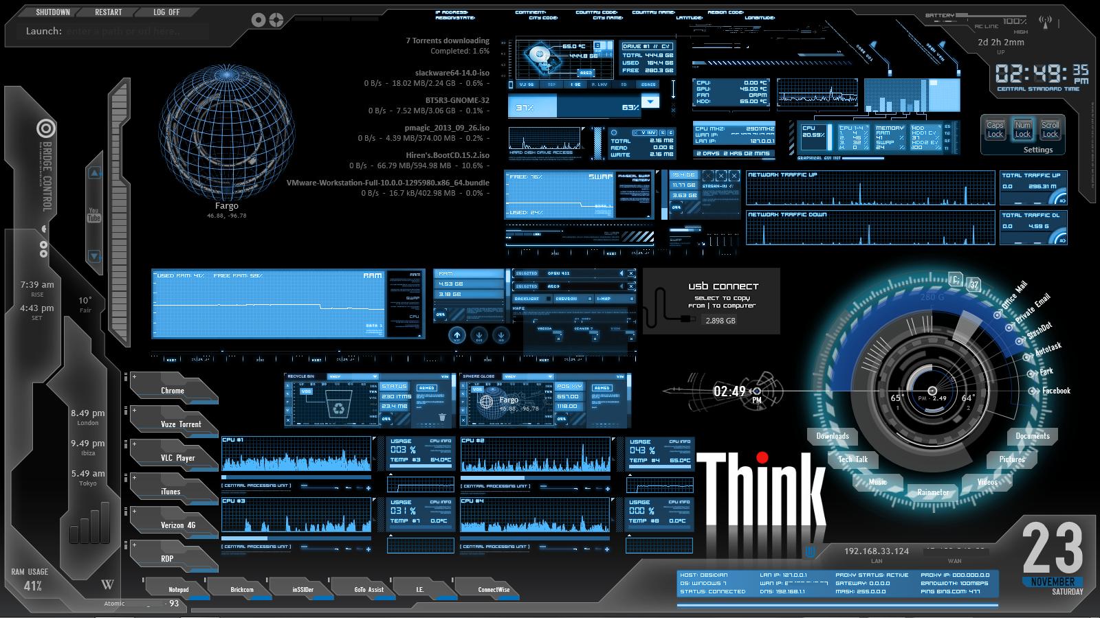 Tech Overkill - UPDATED (Version 23.11.2013)