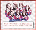 [ShareHappy300Watch#1][Free] Pack PNG #18 Irene