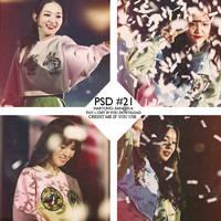 PSD Coloring #21 by NaKyung-san