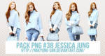 Pack PNG #38 Jessica Jung