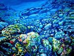 Ocean animation by Greenminerthescoffer