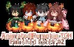 Animated Pumpkin YCH Finished Batch #2