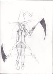 Midori Slayer Outfit
