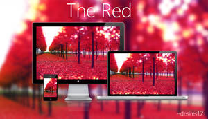 THE RED