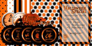 Halloween Special Resource Pack