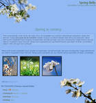 Spring Bella CSS