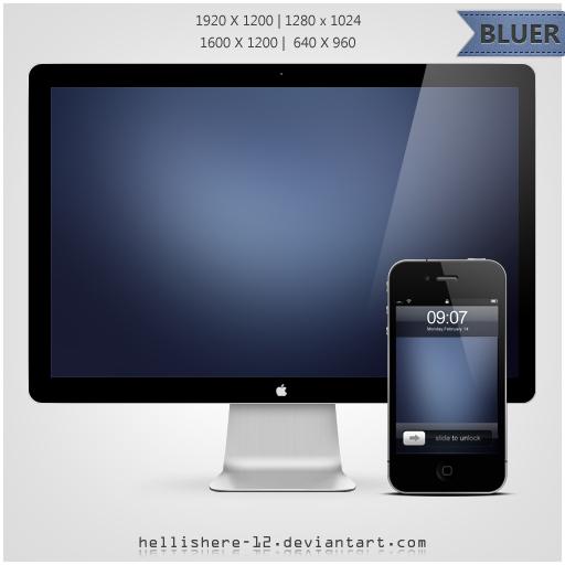 Bluer by hybridic