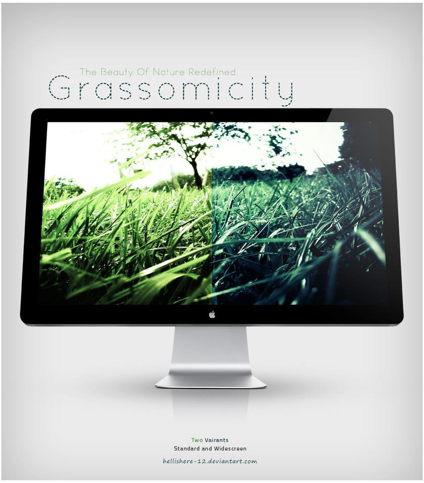 Grassomicity by hybridic